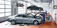 Pooblaščeni servis Mercedes-Benz Hotko